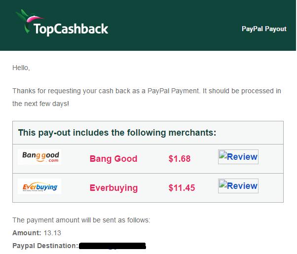 mail topcashback